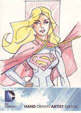 DC New 52 sketch Garcia (?) Supergirl