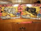 Transformers ROTF Voyager Optimus Prime Clear & Black New