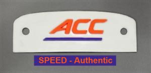 CLEMSON TIGERS - 3D BUMPERS Football Helmet Decals Stickers ACC NCAA - NEW