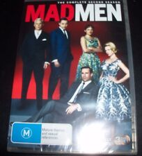 Mad Men The Complete Second Season 2 (Australia Region 4) DVD – New