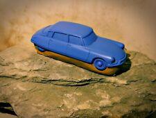 ✴️ BORN OUT OF ROCK Handmade Modelcars Citroen DS Porcelain Modelcar Sculpture
