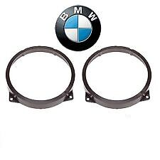 "Connects2 ct25bm05 Bmw Mini 2000 > 6.5 "" 17cm de puerta frontal del altavoz auto adaptador anillos"