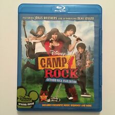 Disney CAMP ROCK (Blu-ray Disc, 2008) -- No Slipcover