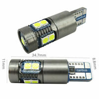 W5W T10 LED PREMIUM SIDE LIGHTS 3030 SMD CANBUS ERROR FREE