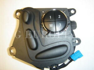 Mercedes-Benz Genuine Left Front Seat Switch E320 E350 E55 E63 E NEW 2003-2009