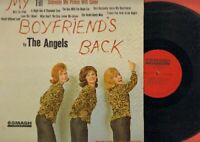 Angels - My Boyfriend's Back  Vinyl LP Record Free Shipping