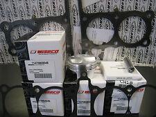 Legends Race Car , Yamaha FJ, FJ1100 , FJ1200, Pro XJR 1297cc Wiseco Piston Kit