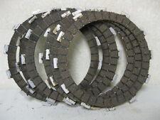 Yamaha NOS XS1, XS2, TX650, Clutch Drive Plate, Set of 6, # 341-16321-03  d7