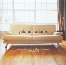 Day by Day by Yolanda Adams (CD, Aug-2005, Atlantic) Free Ship #JM67