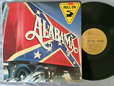 ALABAMA ROLL ON ORIG 1984 AUSTRALIAN RELEASE VINYL LP