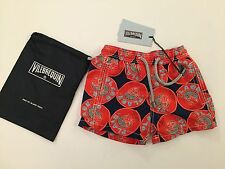 New w Tags & Bag Authentic Vilebrequin Swim Trunks / Swimwear Boys 2T / 2Y Kids
