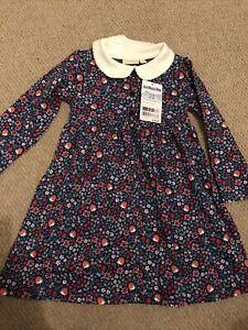 Jojo Maman Bebe Age 3-4 Dress