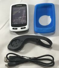 Garmin Edge Touring Plus Bike Bicycle GPS with New Mount Heart Rate Cable Case