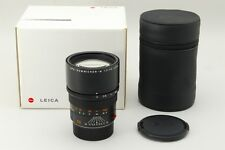 【AB- Exc】 Leica APO SUMMICRON M 90mm f/2 ASPH Lens E55 11884 w/Box JAPAN #2798
