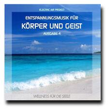 Entspannungsmusik für Körper und Geist 4 auf CD
