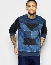 NEW! Diesel S-JOE-AC  Sweaters  SS2016 Size M  RRP 165€