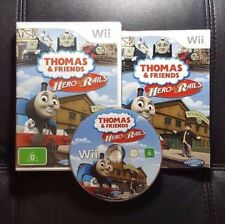 Thomas & Friends Hero of the Rails (Nintendo Wii, 2010) Wii Game - PAL
