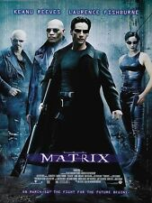 052 The Matrix 1999 Classical Movie Vintage Poster 24x32 inch