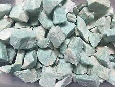 2lb Wholesale Rough Amazonite Natural Crystals Bulk