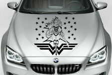 WONDER WOMAN CAR TRUCK VINYL DECAL GRAPHIC SIZE CHOICE