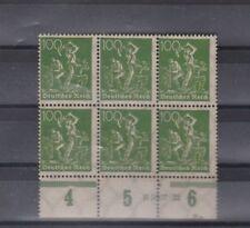 Echte Briefmarken aus dem deutschen Reich mit Arbeitswelt-Branchen