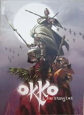 Jeu de société Okko - L'ère D'Asagiri - Hazgaard - INTROUVABLE