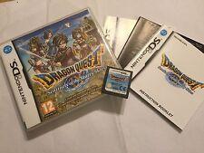 NINTENDO DS DSL DSi gioco Dragon quest IX Sentinelle del Cielo Stellato COMPLETO