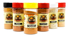 Flavor God Seasoning Body Building Weight Loss Diet Paleo Gluten Free Low Sodium