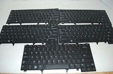 Lot of 5 Dell Latitude ATG E6420 E5420 E6430 E5430 US Keyboard CN5HF Backlit