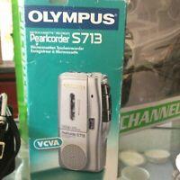 Olympus Pearlcorder S713