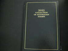 Collection of 2012 Australian Stamps Executive YearBook - NEW as issued by AP