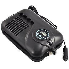12V portátil de viaje digital portátil Compresor Bomba de Aire Inflador Eléctrico Y