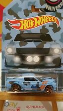 Hot Wheels Camouflage '67 Shelby GT-500  (N4)
