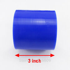1X NEW HD SILICONE HOSE TUBE 2.5 INCH 63MM FOR INTERCOOLER /INTAKE KIT