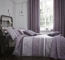 HANWORTH  HEATHER QUILT/DUVET COVER SETS,BEDDING SETS,LUXURY QUALITY BED LINEN