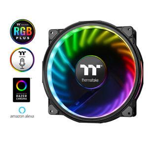 ThermalTake Riing Plus 20 RGB TT Premium Edition 20cm 200mm RGB PC Case Fan
