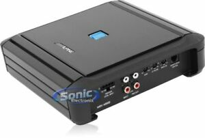 Alpine MRV-M500 500 Watt RMS Monoblock Amplifier Class D Digital Car Amp MRVM500