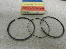 NOS 70 KAWASAKI MB1 COYOTE 65 B8 125 OEM PISTON RINGS RING SET 13008-007 STD