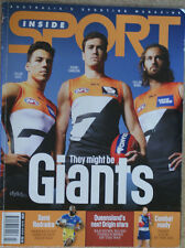 They Might Be GIANTS  AFL Greater Western Sydney Feature INSIDE SPORT