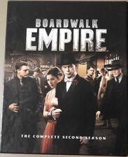 Boardwalk Empire: The Complete Second Season (Blu-ray/DVD, 2012, 7-Disc Set, Inc