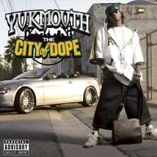 YUKMOUTH - THE CITY OF DOPE [PA] NEW CD