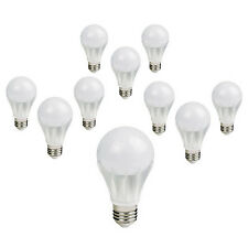 10 x Energy Saving GLS Globe Lantern Light Bulbs 6w LED Edison Screw Cap ES E27