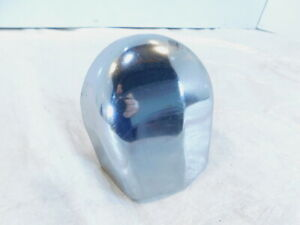 Harley Davidson Touring Dyna Softail & Sportster Chrome Horn Cover 69012-93A