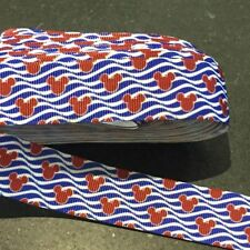 Blue Grosgrain Ribbons & Ribboncraft