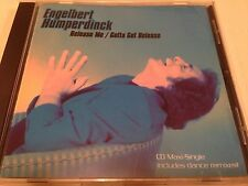 ENGELBERT HUMPERDINCK RELEASE ME 9 TRACK RARE REMIX CD FREE SHIPPING NM