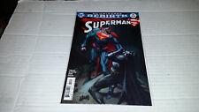 DC Universe Rebirth Superman # 10 Cover 2 (DC, 2017) 1st Appearance Super-Sons
