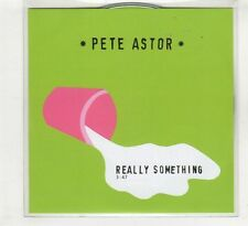 (HE405) Pete Astor, Really Something - DJ CD
