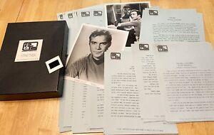 Star Trek Original TV Series Press Kit: Bios, Summary of Episodes, Photos, Slide