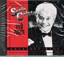 Tito Puente Serie Cristal   GREATEST HITS   BRAND NEW SEALED CD