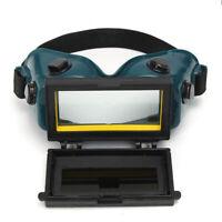 Solar Automatik Verdunkelung Schweißbrille Schweißschild Schutzbrille DIN9-DIN13